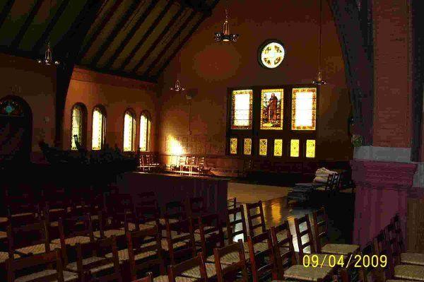 Tmx 1257749577871 InsideRollinsChapel Nashua wedding officiant