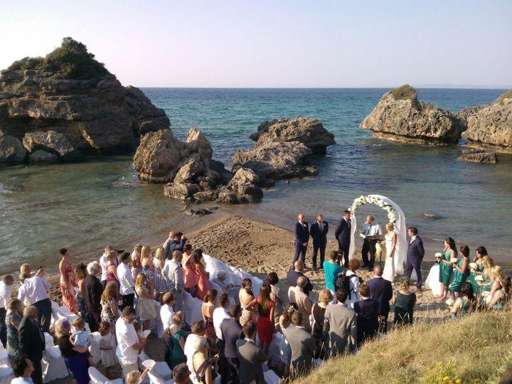 wedding in Zakynthos