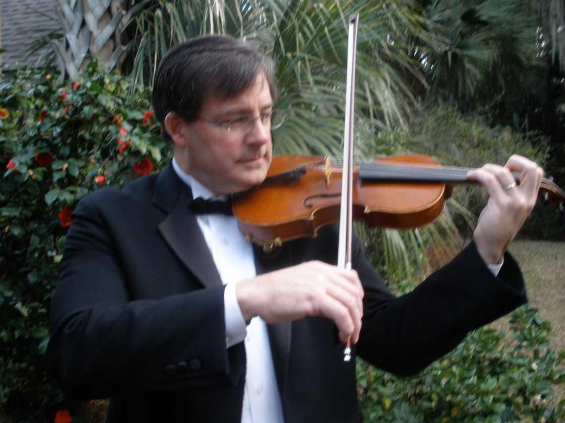 Steve Karp - Violinist/Music Contractor