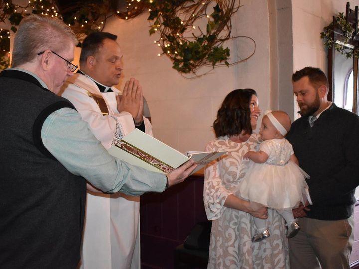 Tmx 1529507939 865c04a92b0bf78c 1529507938 83ccaf72236136ef 1529507938302 12 Baptism Matawan, NJ wedding officiant