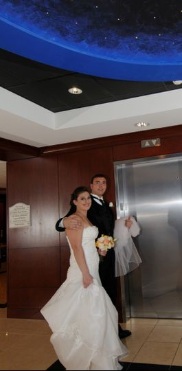 Back to the wedding suite!