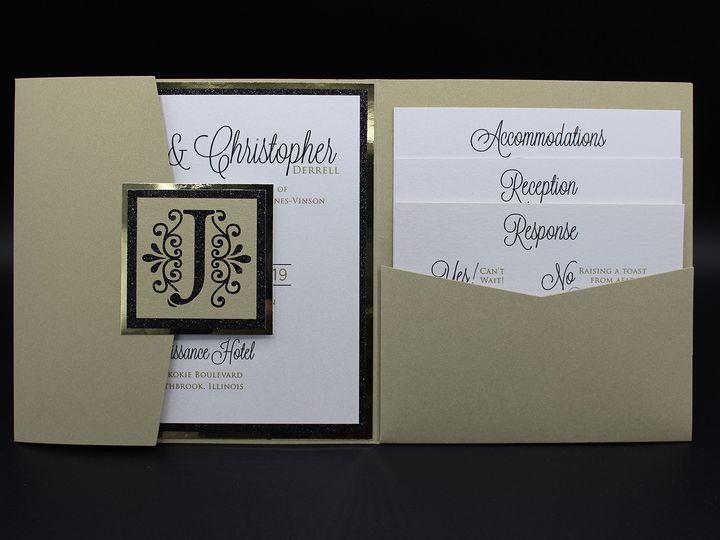 Tmx Img 8376edit 51 129420 1565293834 Oak Forest, IL wedding invitation
