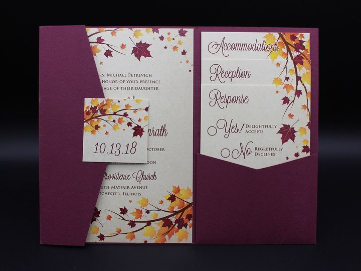 Tmx Img 8380edit 51 129420 1565293870 Oak Forest, IL wedding invitation