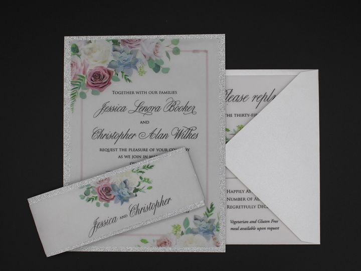 Tmx Img 8511edit 51 129420 1565294333 Oak Forest, IL wedding invitation