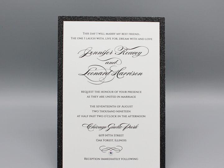 Tmx Img 8540edit2 51 129420 1565294501 Oak Forest, IL wedding invitation