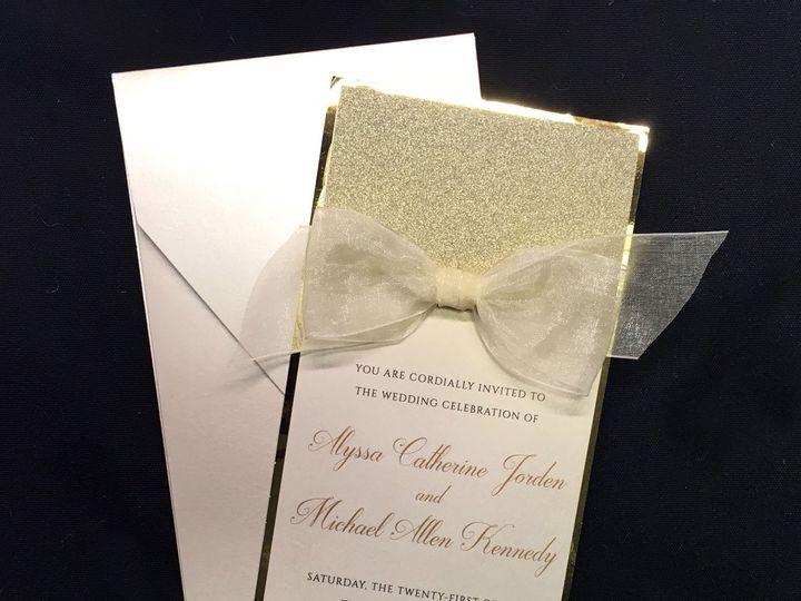 Tmx Tealight 51 129420 1566422704 Oak Forest, IL wedding invitation