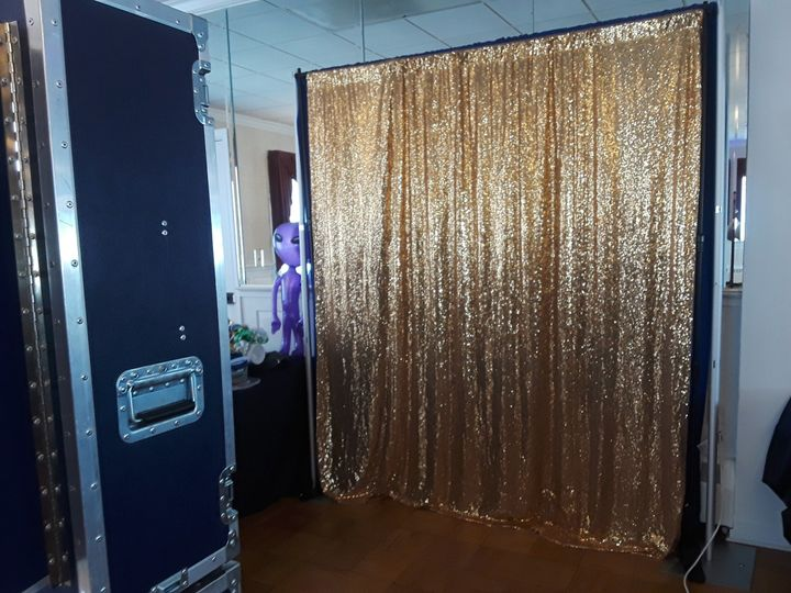 Open Booth Photo Setup