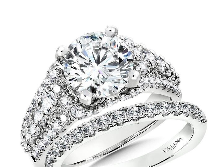 Tmx 1479762401567 Band And Engagement Ring Burlington, MA wedding jewelry