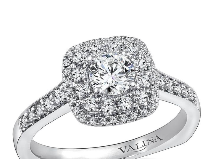 Tmx 1479762432056 Double Halo Design Burlington, MA wedding jewelry