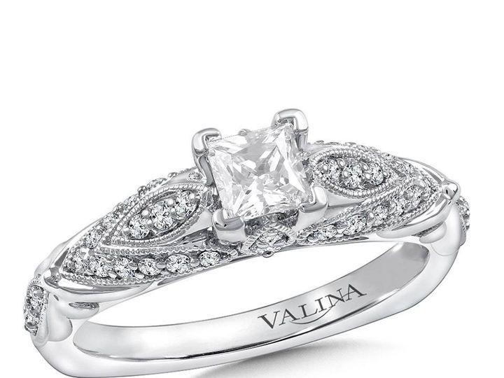 Tmx 1479762492311 Princess Cut Engagement Ring Burlington, MA wedding jewelry