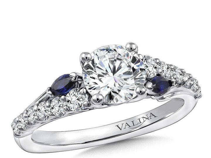 Tmx 1479762551558 Sapphire Engagement Ring Burlington, MA wedding jewelry