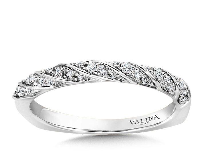 Tmx 1479762557098 Valina Stackable Wedding Bands Burlington, MA wedding jewelry