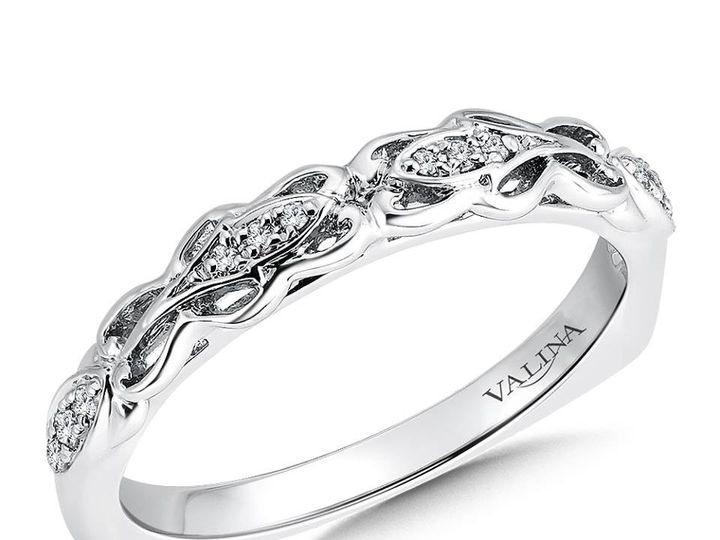 Tmx 1479762563864 Valina Wedding Bands Burlington, MA wedding jewelry
