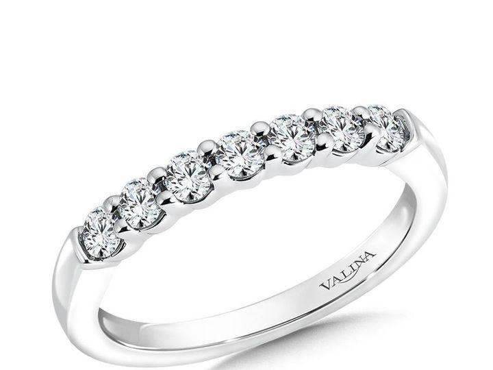 Tmx 1479762577110 Wedding Band By Valina Bridals Burlington, MA wedding jewelry