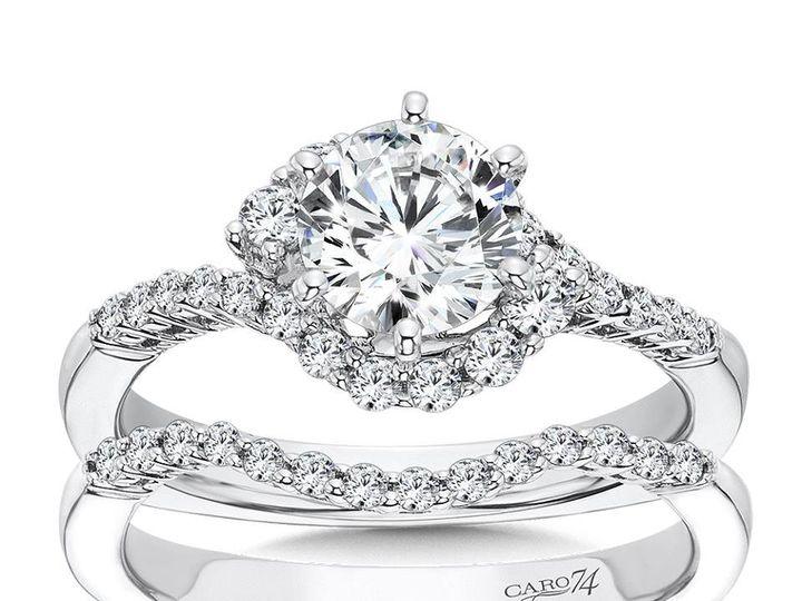 Tmx 1479762685192 6 Prong Center Burlington, MA wedding jewelry