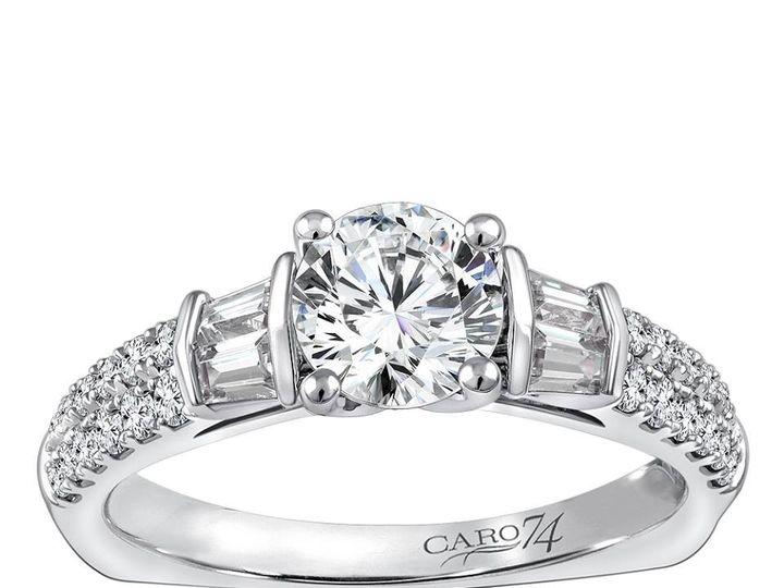 Tmx 1479762719620 Classic Elegance Collection Diamond Engagement Rin Burlington, MA wedding jewelry
