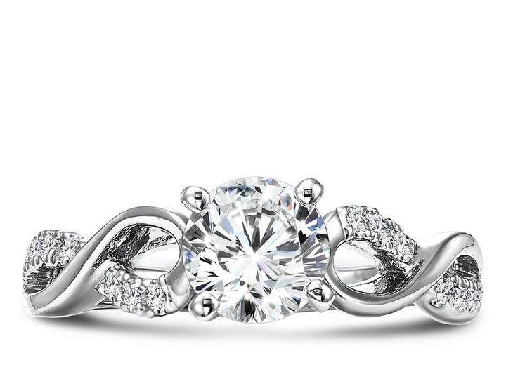 Tmx 1479762728705 Classic Elegance With An Infinity Ring By Caro74 Burlington, MA wedding jewelry