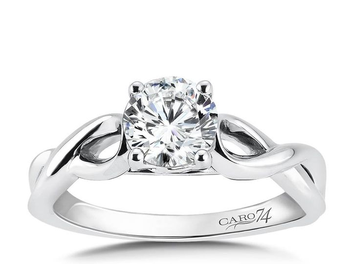 Tmx 1479762758757 Diamond Solitaire Burlington, MA wedding jewelry