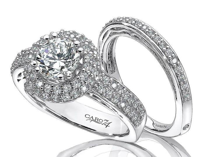 Tmx 1479762804366 Halo Design By Caro74    Burlington, MA wedding jewelry