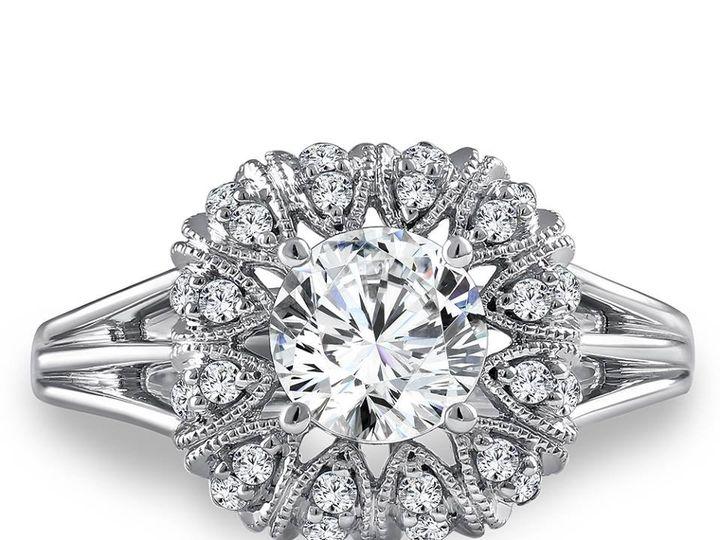 Tmx 1479762809968 Halo Design By Caro74 Burlington, MA wedding jewelry