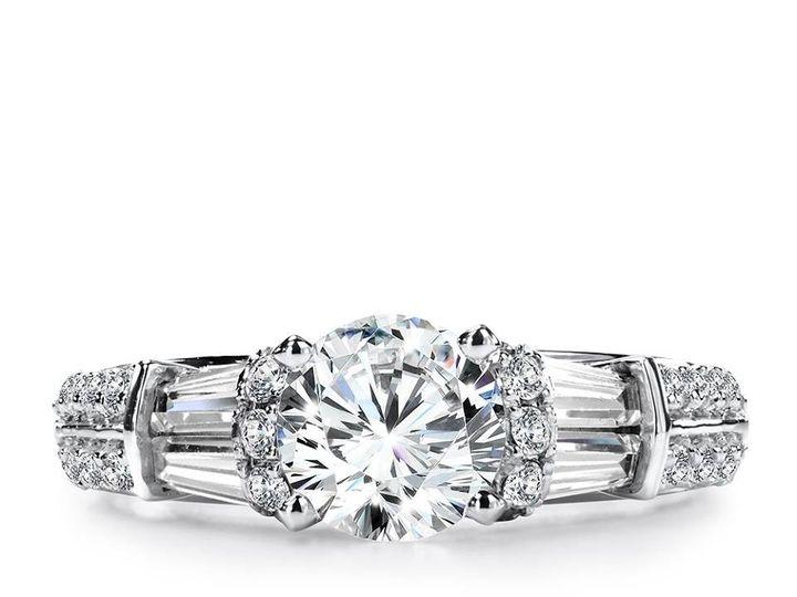 Tmx 1479762844373 Newest Baguette Design Burlington, MA wedding jewelry