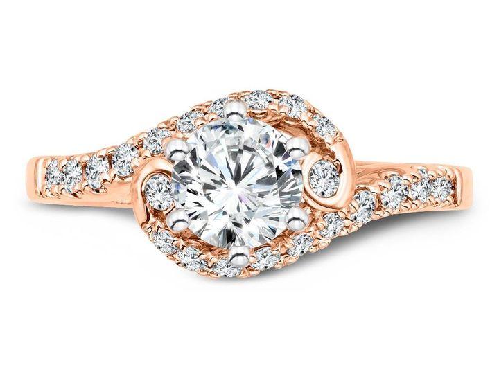 Tmx 1479762879208 Rose Gold Engagement Ring Burlington, MA wedding jewelry