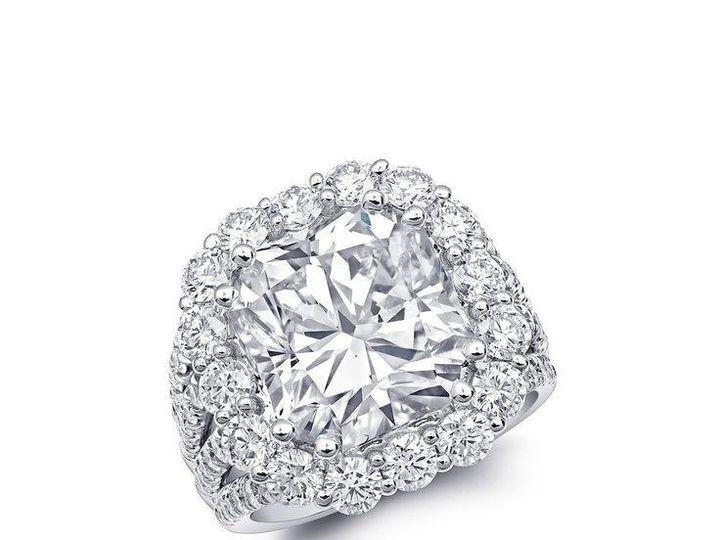 Tmx 1479763175552 Radiant Cut Diamond Burlington, MA wedding jewelry