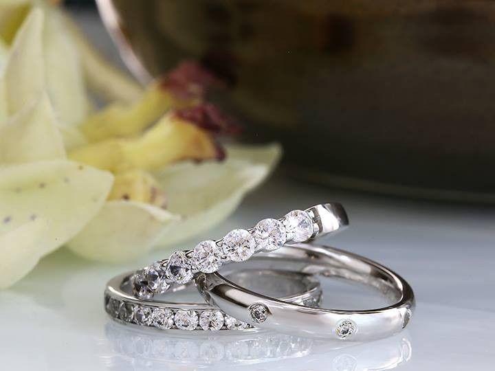 Tmx 1480271985562 Diamond Bands Burlington, MA wedding jewelry