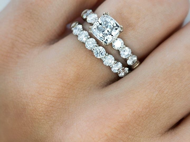 Tmx 1480271992889 Diamond Rings Burlington, MA wedding jewelry