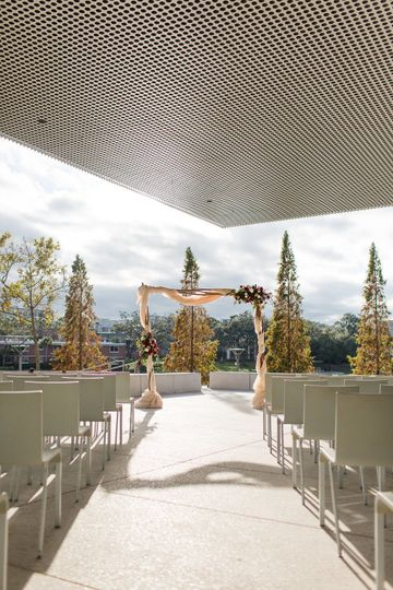 Terrace Ceremony
