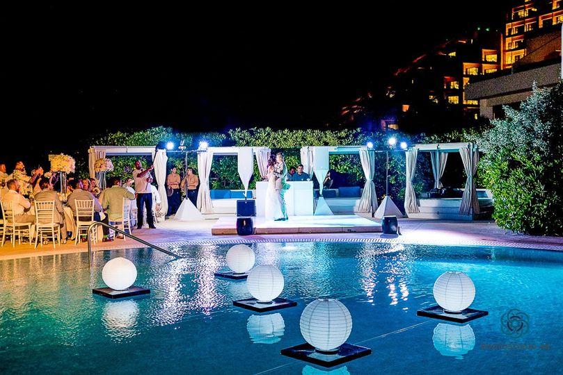 Live Aqua Beach Resort Venue Cancun Mx Weddingwire