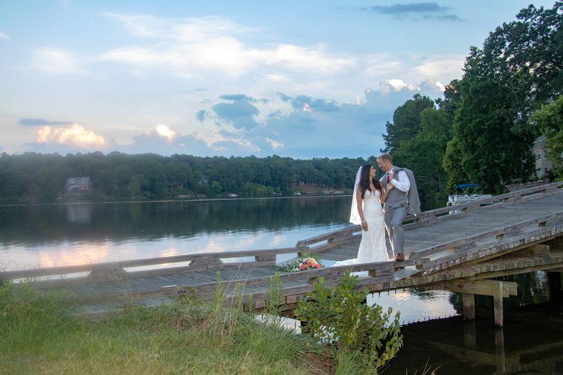 Bride & Groom Bridge