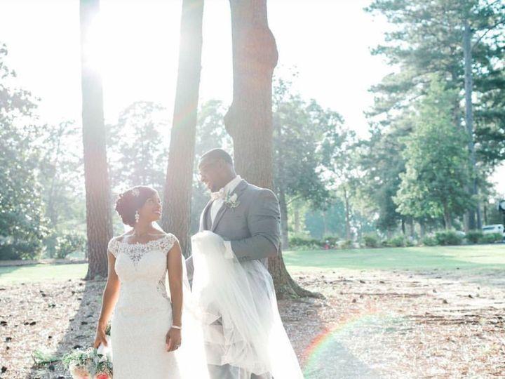 Tmx 1535753217 7891b25af5a463ab 1535753213 32b144c882c299b1 1535753396450 2 Bride And Groom Sanford, NC wedding venue