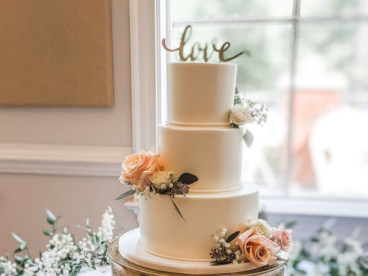 Tmx Cake 51 502520 1568234382 Sanford, NC wedding venue