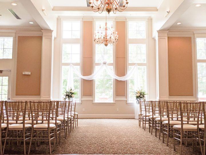 Tmx Ceremony Setup 51 502520 1568234312 Sanford, NC wedding venue