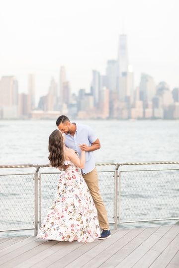 Hoboken Engagement Session