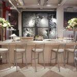 Dining room of Mihoko's 21 Grams