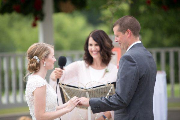Tmx 1444842709801 600x6001444179442332 Darcy Ring Sullivan, Wisconsin wedding officiant