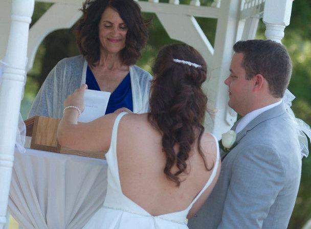 Tmx 1447709913321 Lynsey Wine Box Bride Sullivan, Wisconsin wedding officiant