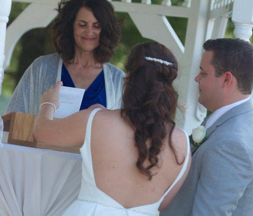 Tmx 1447766903283 Lynsey Wine Box Bride Sullivan, Wisconsin wedding officiant
