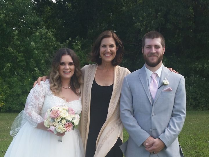 Tmx 1471707028216 Abby And Coty Sullivan, Wisconsin wedding officiant