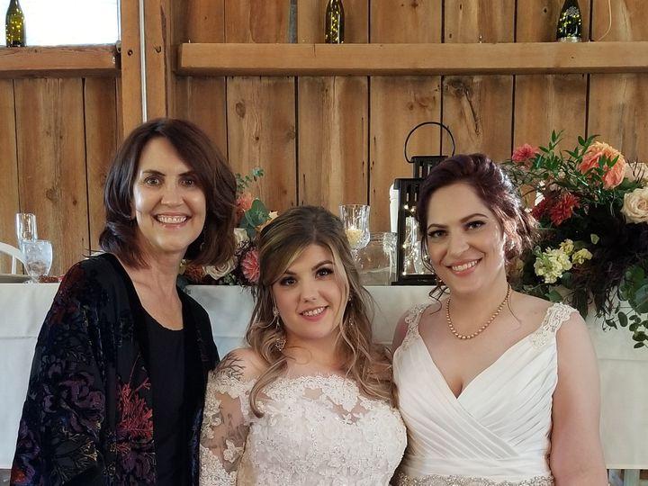 Tmx Megan And Katie Wedding2 51 714520 V1 Sullivan, Wisconsin wedding officiant