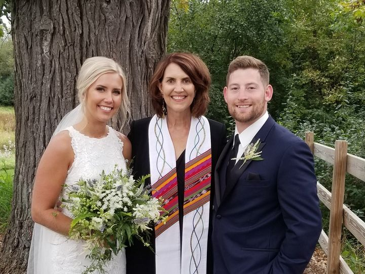 Tmx Morgan And Dom Wedding 2 51 714520 Sullivan, Wisconsin wedding officiant