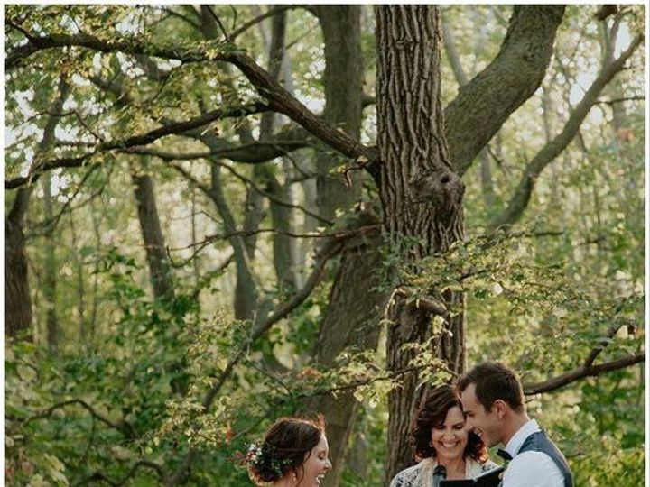 Tmx Rachel And Patrick Wedding1 51 714520 Sullivan, Wisconsin wedding officiant