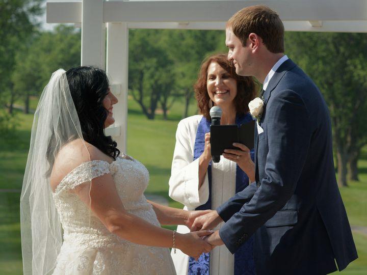 Tmx Tiffany And David Wedding 51 714520 V1 Sullivan, Wisconsin wedding officiant