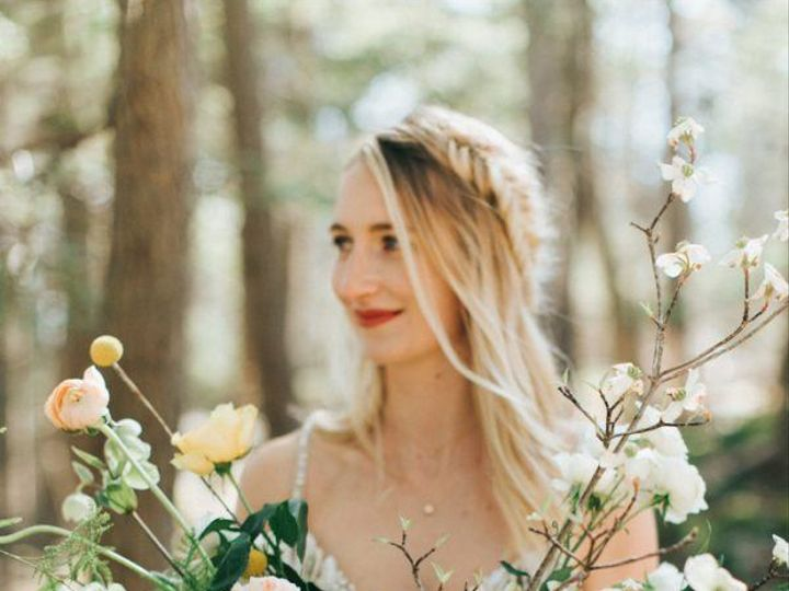 Tmx Face Vase Held By Bride 51 555520 Brunswick wedding florist