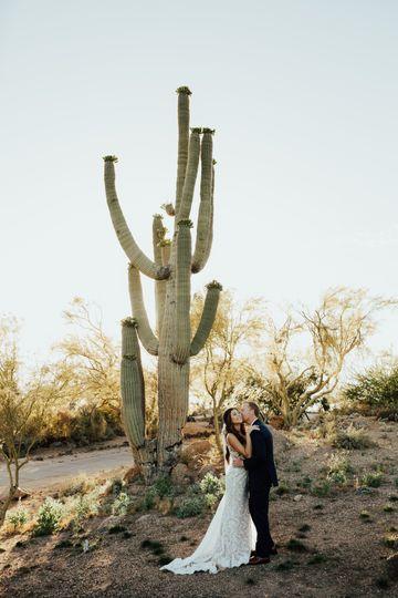 Desert Bridals