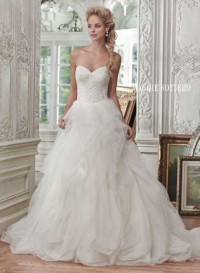 The Exquisite Bride - Dress & Attire - Murrysville, PA - WeddingWire