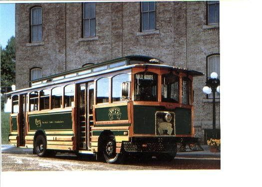 Tecumseh Trolley and Limousine