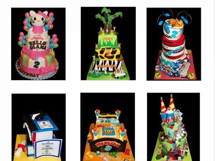 Tmx 1346893042875 SweetSliceBrochure01 Collegeville, PA wedding cake